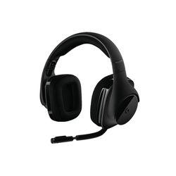 Logitech G533 Wireless 7.1 Surround Black