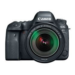 Canon EOS 6D Mark II 24-105mm