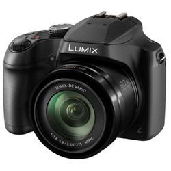 Panasonic Lumix FZ82 Black
