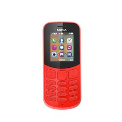 Nokia 130 Dual Sim Red New
