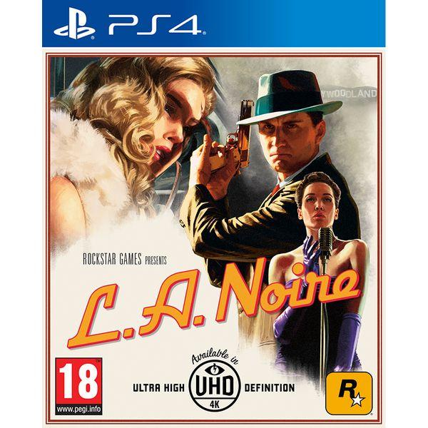 Take Two L.A. Noire