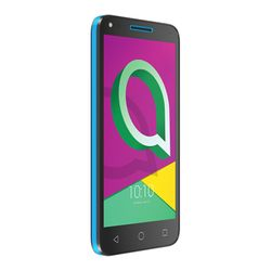 Alcatel U5 Sharp Blue Dual Sim