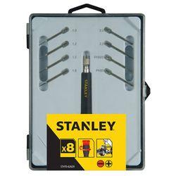 Stanley STHT0-62629 Κατσαβίδι Ακριβείας με 8 Μύτες