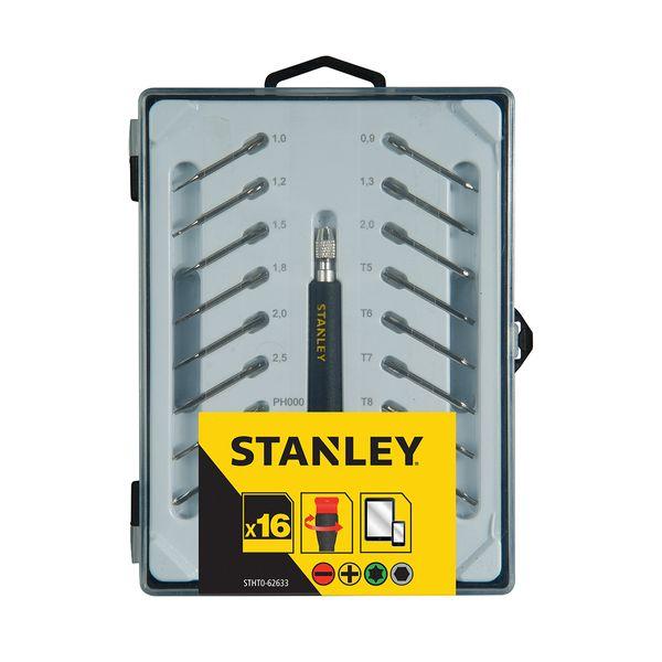 Stanley STHT0-62633 με 16 Μύτες