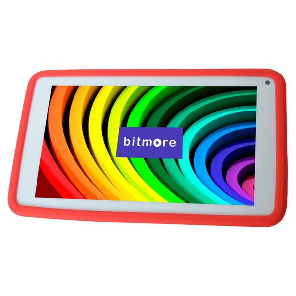 Bitmore Silicon Case 7 Red