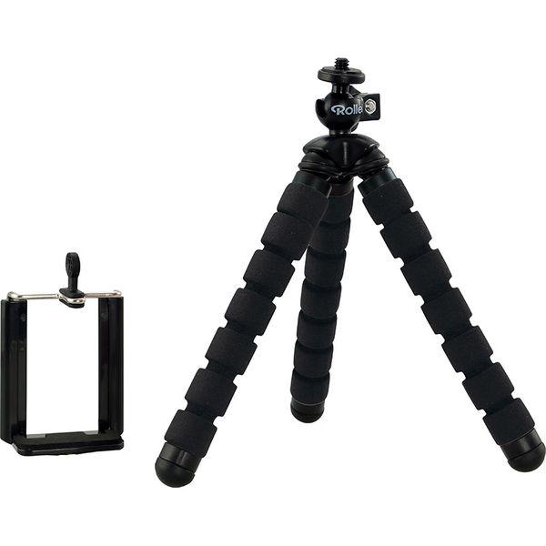 Rollei Selfie Mini Black Τρίποδο