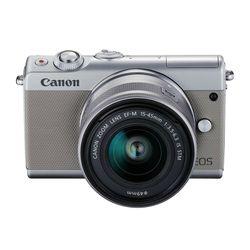 Canon EOS M100 15-45 Grey