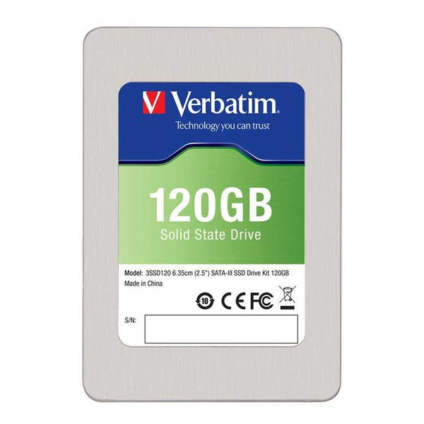 Verbatim DataLife Sata III 120GB