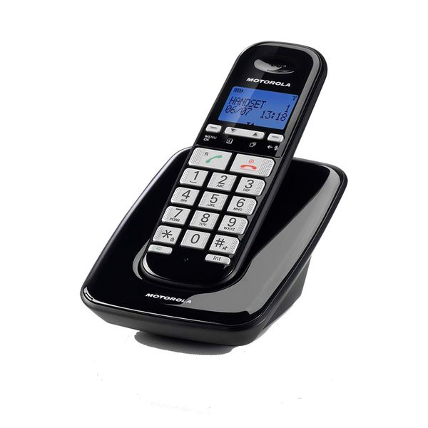 Motorola S3001 Black