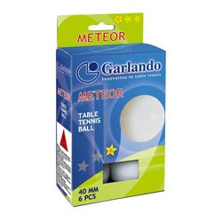 Garlando Meteor 6 Balls 1 Star