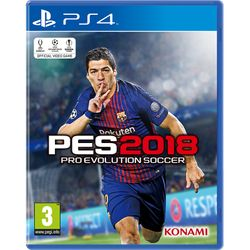 Konami PES 2018 Standard Edition