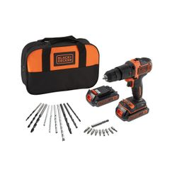 Black & Decker BDKH18B1SA-QW