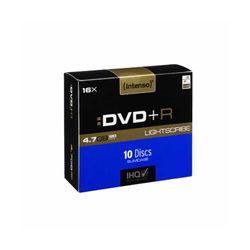 Intenso DVD+R Slim Case 10PK