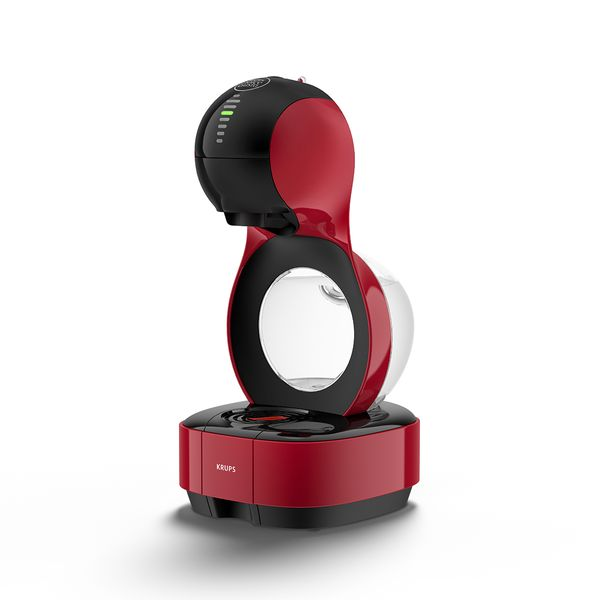 Krups Lumio Dolce Gusto Red Giftbox
