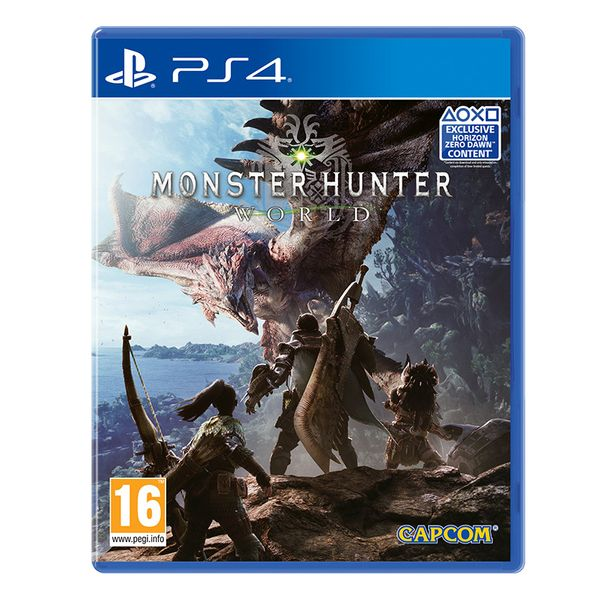 Capcom Monster Hunter: World Standard Edition