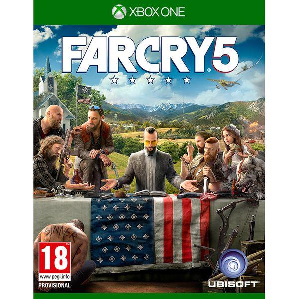 Ubisoft Far Cry 5 Standard Edition