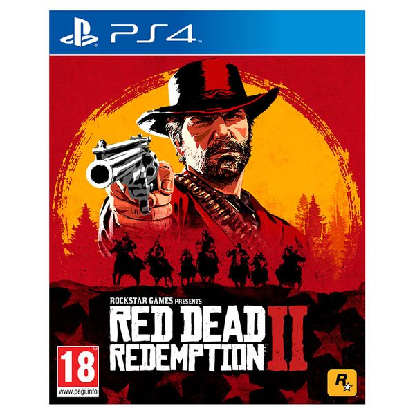 Take Two Red Dead Redemption 2