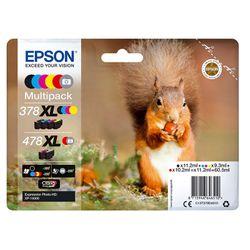 Epson 478XL Multipack