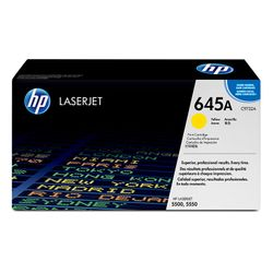HP 645A Yellow