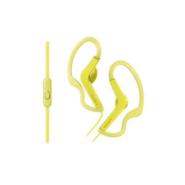 Sony MDR-AS210APY Yellow