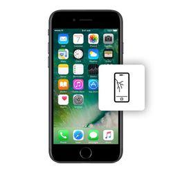 Αλλαγή Οθόνης iPhone 7 Black