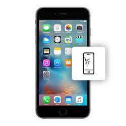 Αλλαγή Οθόνης iPhone 6S Plus Silver