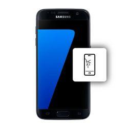 Αλλαγή Οθόνης Samsung Galaxy S7 Black