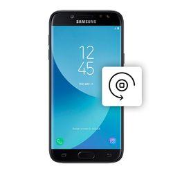 Αλλαγή Κεντρικού Πλήκτρου Samsung Galaxy J5 2016 White