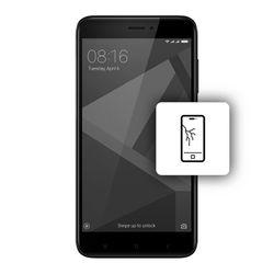 Αλλαγή Οθόνης Xiaomi Redmi 4X Black