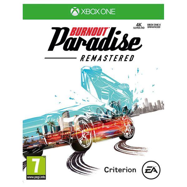EA Burnout Paradise Remastered