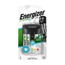 Energizer Pro Charger 4AA 2000mAh