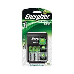 Energizer Recharge Base Charger NiMH 4x1300