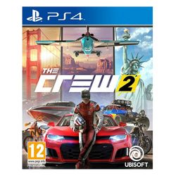 Ubisoft The Crew 2 Standard Edition