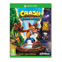 Activision Crash Bandicoot N' Sane Trilogy