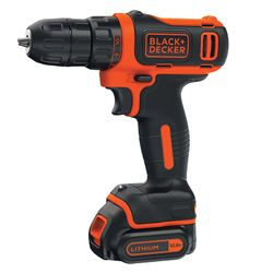 Black & Decker BDCDD12-QW 10.8V