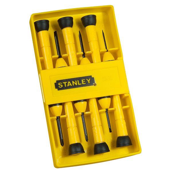 Stanley 0-66-052 6τμχ Ακριβείας