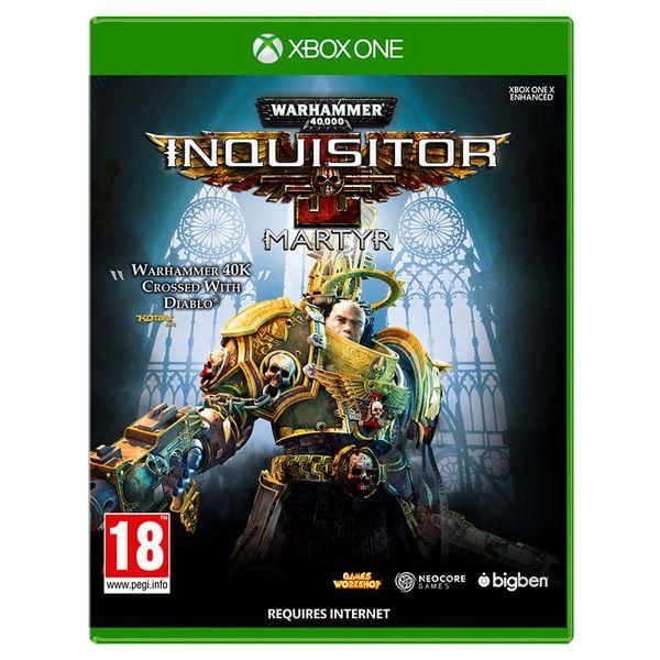 Big Ben Warhammer 40.000 Inquisitor Martyr