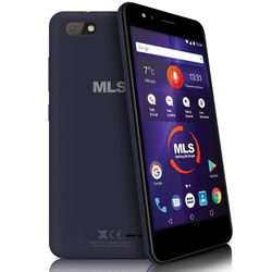 MLS Flame 2018 4G Blue Dual Sim