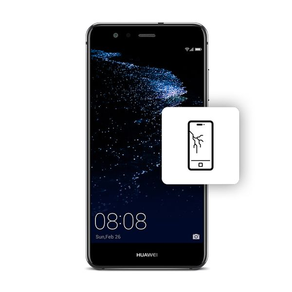 Αλλαγή Οθόνης Huawei P10 Lite White
