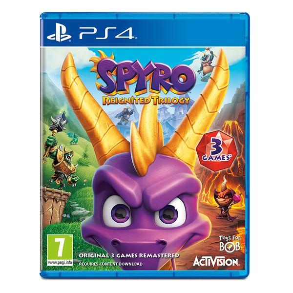 Activision Spyro Reignited Trilogy
