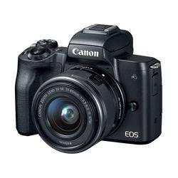 Canon EOS M50 15-45S Black