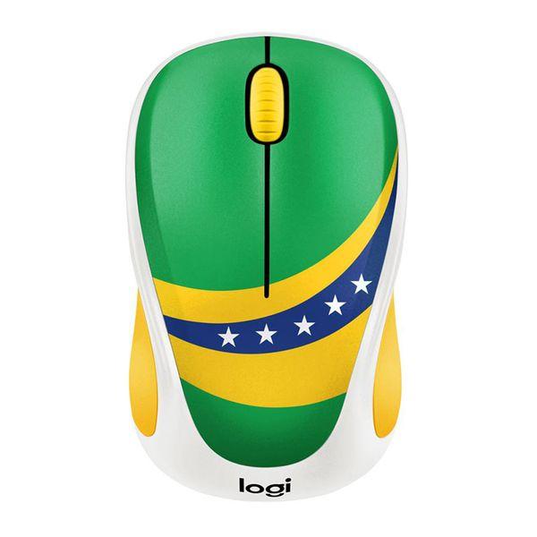 Logitech M238 FAN Collection Brazil