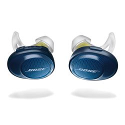 Bose SoundSport Free Wireless Headphones Navy