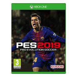 Konami Pro Evolution Soccer 2019