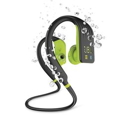 JBL Endurance Dive Lime Bluetooth