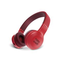JBL E45BT Red Bluetooth