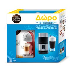 Krups Dolce Gusto Mini Me Red & Freddotore