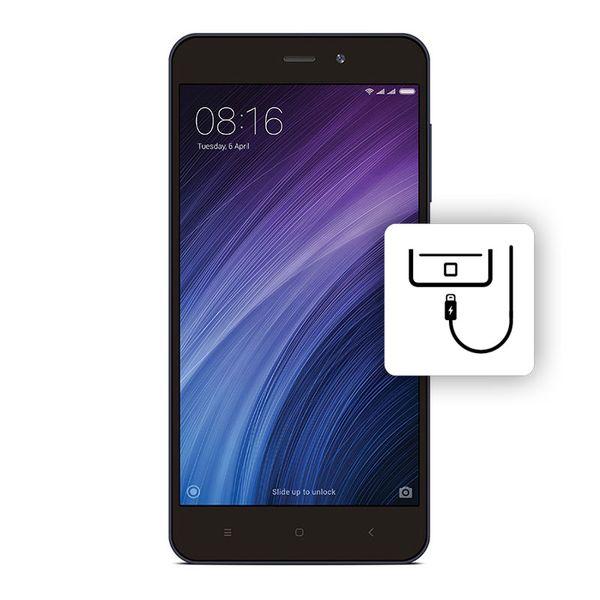Αλλαγή Βάσης Φόρτισης Xiaomi Redmi 4A