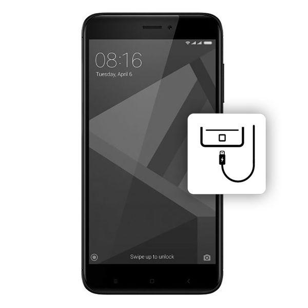 Αλλαγή Βάσης Φόρτισης Xiaomi Redmi Note 4