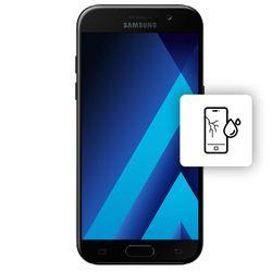 Αλλαγή Οθόνης Samsung Galaxy A5 2017 Pink Gold με Αδιαβροχοποίηση